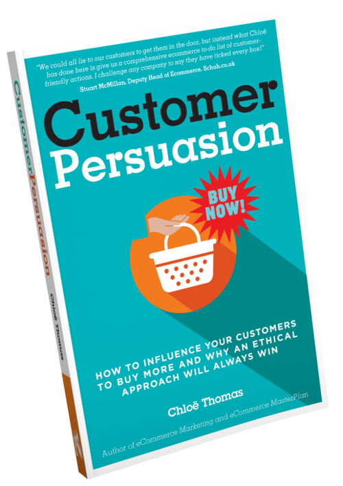Customer Persuasion - was Manipulation