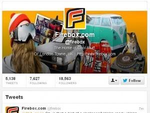 Firebox Header
