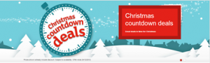 argos countdown deals