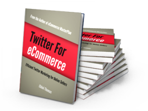 New Book Published – Twitter for eCommerce