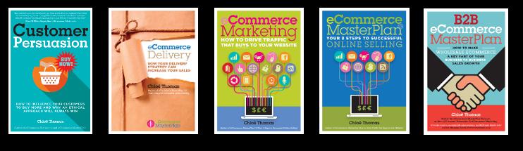 ecommerce books by chloe thomas