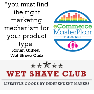 wet shave club quote