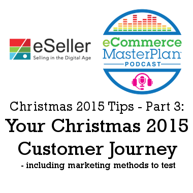 your christmas 2015 customer journey