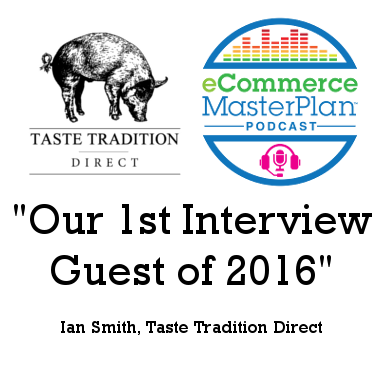 Ian Smith of Taste Tradition Direct