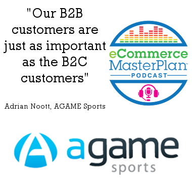 Adrian Noott Agame Sports