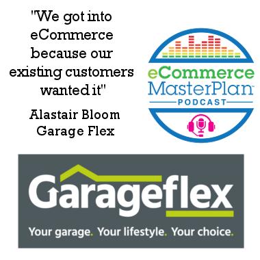 Alastair Bloom of Garage Flex