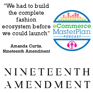 Amanda Curtis of Nineteenth Amendment