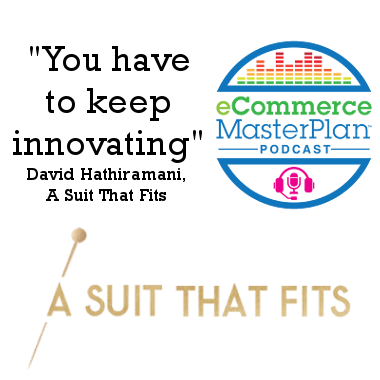 David Hathiramani of A Suit That Fits