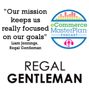 Liam Jennings of Regal Gentleman