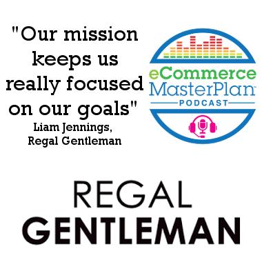 Liam Jennings of Regal Gentleman