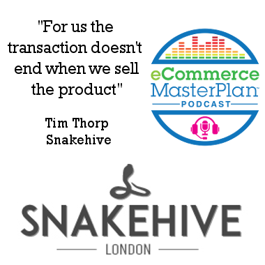 Tim Thorp of Snakehive