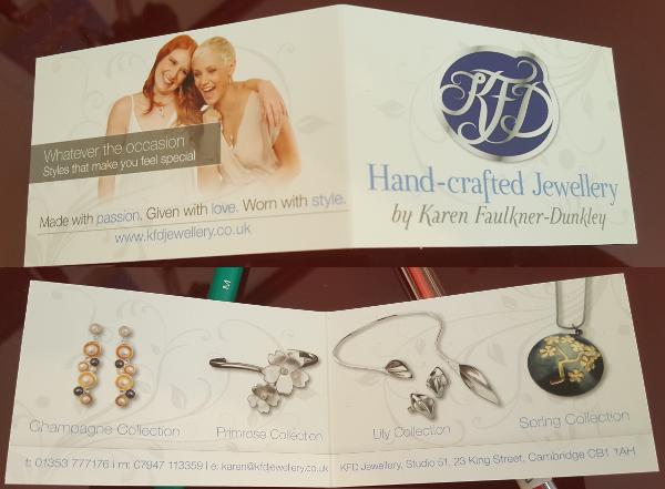 kfd jewellery insert