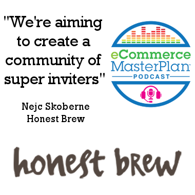 Nejc Skoberne of Honest Brew