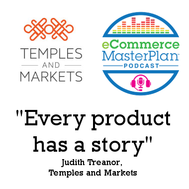temples and markets podcast