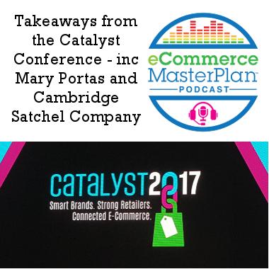 catalyst 2017 podcast