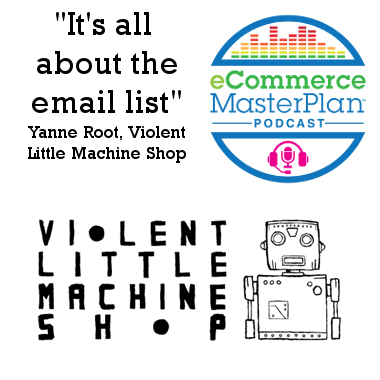 violent little machine shop podcast