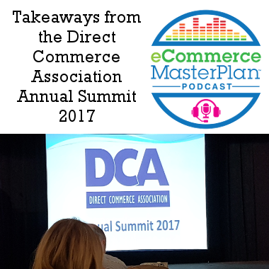 direct commerce association podcast