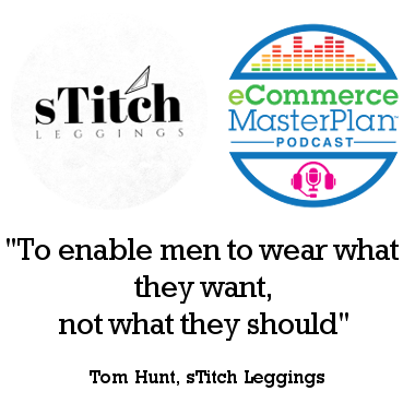 sTitch Leggings podcast
