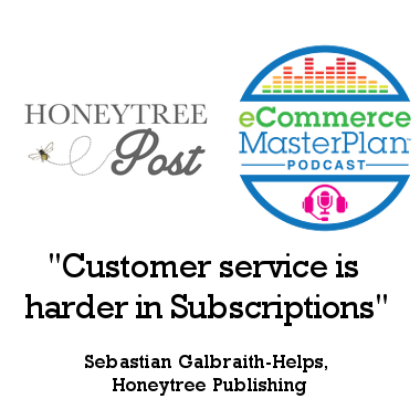 honeytree by post podcast