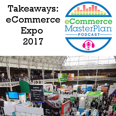 ecommerce expo podcast