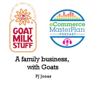 goat milk stuff podcast