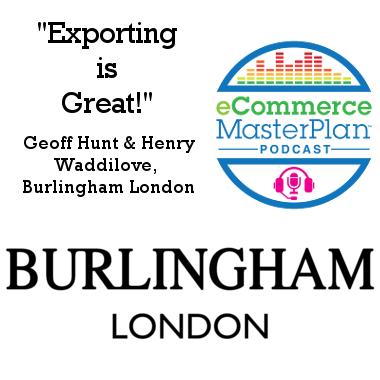 burlingham london podcast