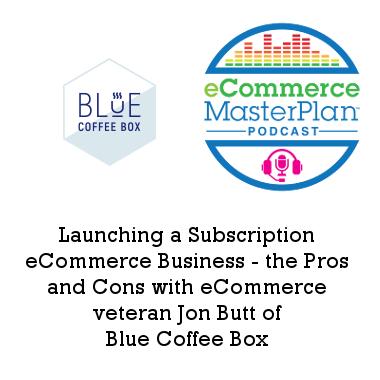 blue coffee box podcast