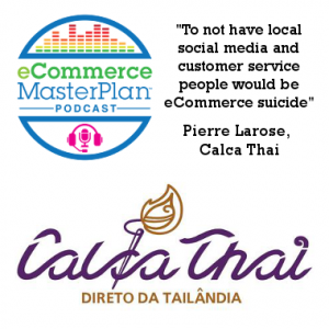 Podcast 152 Selling into South America with Pierre Larose of Calcathai