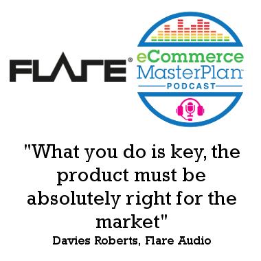 flare audio podcast