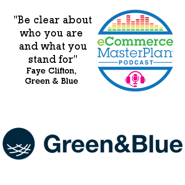 green and blue podcast