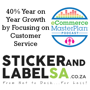 168 40% year on year growth by focusing on customer service with Gary Amstutz of Sticker and Label