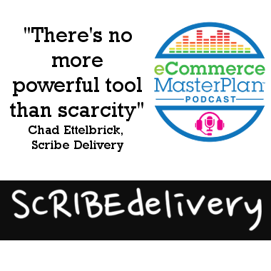 170 Subscription Stationery Box. Chad Ettelbrick reveals 3 yrs of monthly growth at Scribe Delivery