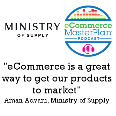 ministry of supply podcast