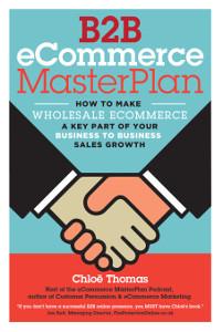 B2B ecommerce masterplan