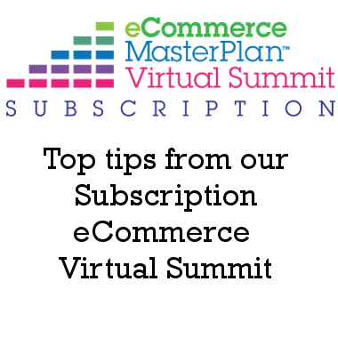 subscription ecommerce virtual summit podcast
