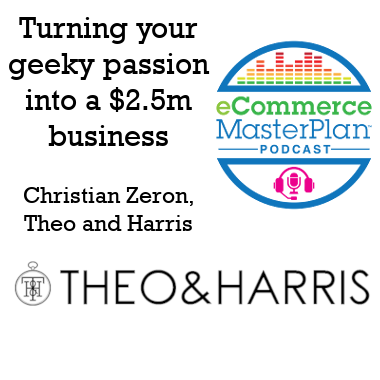 theo and harris podcast