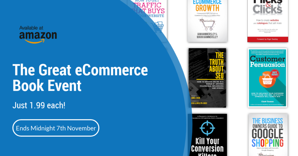 the great ecommerce book event
