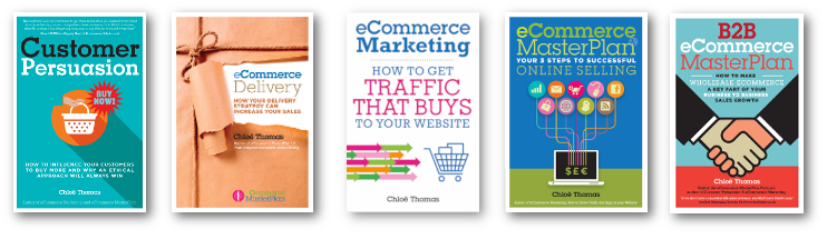 ecommerce marketing books by chloe thomas