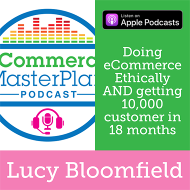 lucy bloomfield podcast