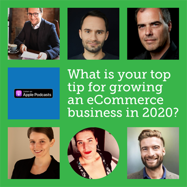 top tip for eCommerce growth in 2020