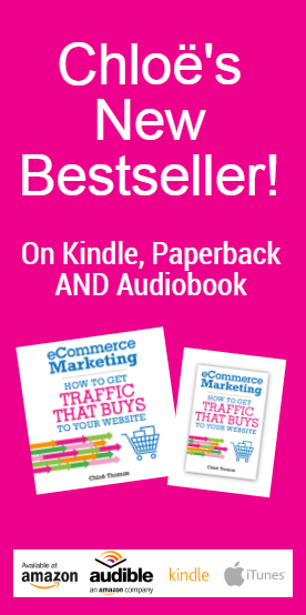 ecommerce marketing book available at amazon and audible