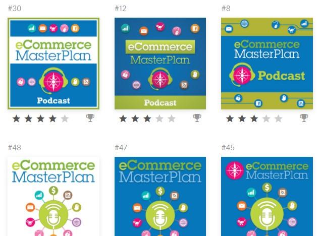 99designs podcast logo comp ecmp