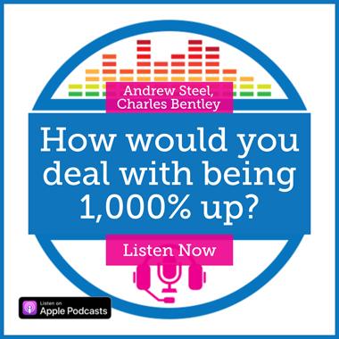 Charles Bentley Podcast
