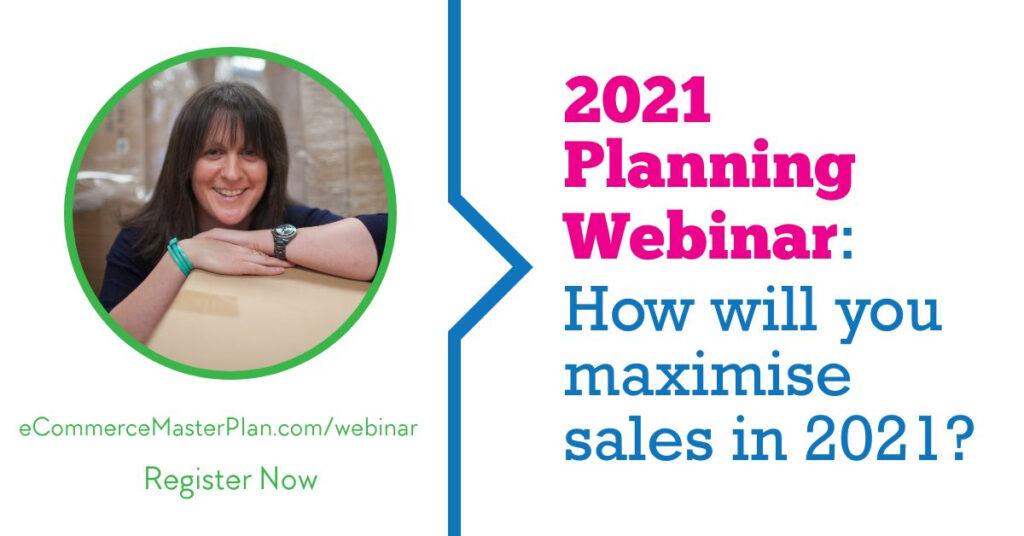 2021 planning webinar